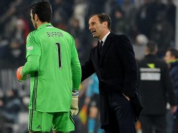 Juve-Coach Allegri: