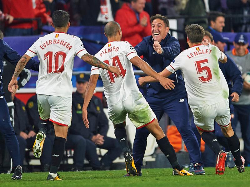 Verein bestätigt: Sevilla-Trainer Berizzo schwer erkrankt