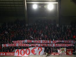 Bilder: Fanprotest und PSG-Gala