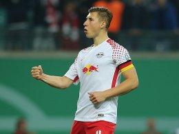 RB hofft: Orban trainiert wieder mit der Mannschaft