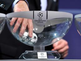 Bayern im Losglück - Real gegen PSG - Messis Angstgegner