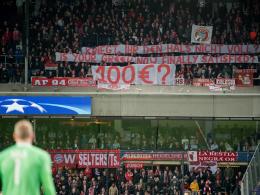 UEFA bestraft Bayern für Fanprotest