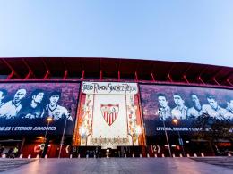 Dreiste Preise: Manchester Uniteds Streit mit Sevilla eskaliert