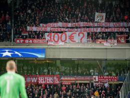 Anderlecht muss Bayern-Fans entschädigen