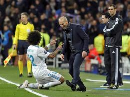 Emerys bedenkliche Zeichen: So rettete Zidane Real den Sieg