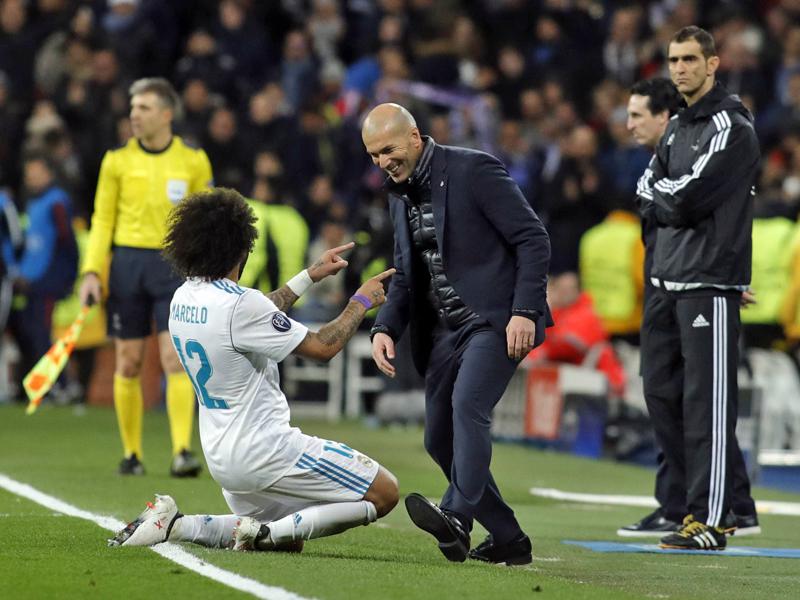Real Madrid gegen Paris - Ein temporeiches CL-Achtelfinale