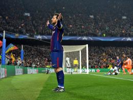 Bilder: Messis Gala - ter Stegens Schrei