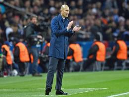 Zidanes Risiko zahlt sich aus