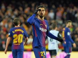 Scham und Angst: André Gomes beschreibt Barça als