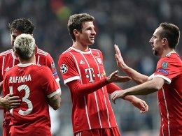 Rekordsieg für Heynckes! Bayern steht im Viertelfinale