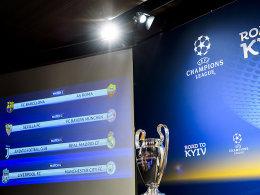Sevilla! Wieder Losglück für die Bayern