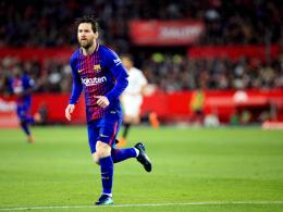 Suarez wartet seit 13 Monaten - Sprint-Verbot für Messi?