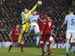 Warum Liverpool-ManCity das aufregendste Viertelfinale ist