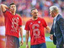 Bayern-Sextett droht Halbfinal-Sperre