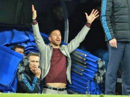 Wie einst Xabi Alonso: Ramos droht Halbfinal-Sperre