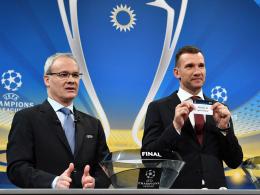Im Ticker: Die Halbfinal-Auslosung und Heynckes' Reaktion