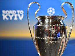 Wer zieht ins Finale der Champions League ein?