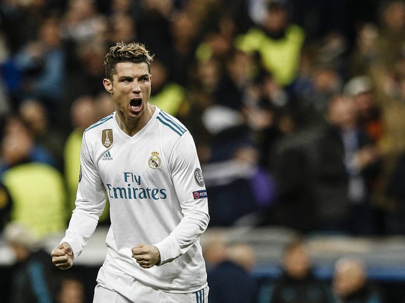 Real Madrid rückt auf Platz 3 vor