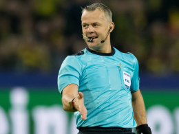 Kuipers pfeift FC Bayern gegen Real