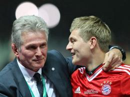 Für Kroos ist Heynckes Bayerns Schlüssel