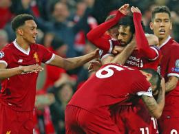 Anfield vibriert: Liverpool-Gala mit Schönheitsfehlern