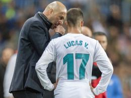 Lucas Vazquez statt Benzema: Logisch und clever