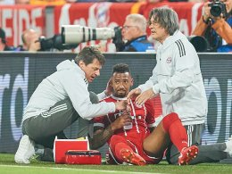 Bayern bangen um Boateng und Robben