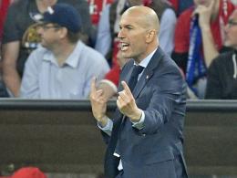 Zidane schwärmt: