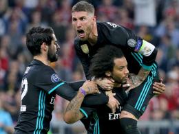 Sergio Ramos: Reals unverzichtbarer Anführer