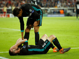 Carvajal fehlt Real im Rückspiel gegen Bayern