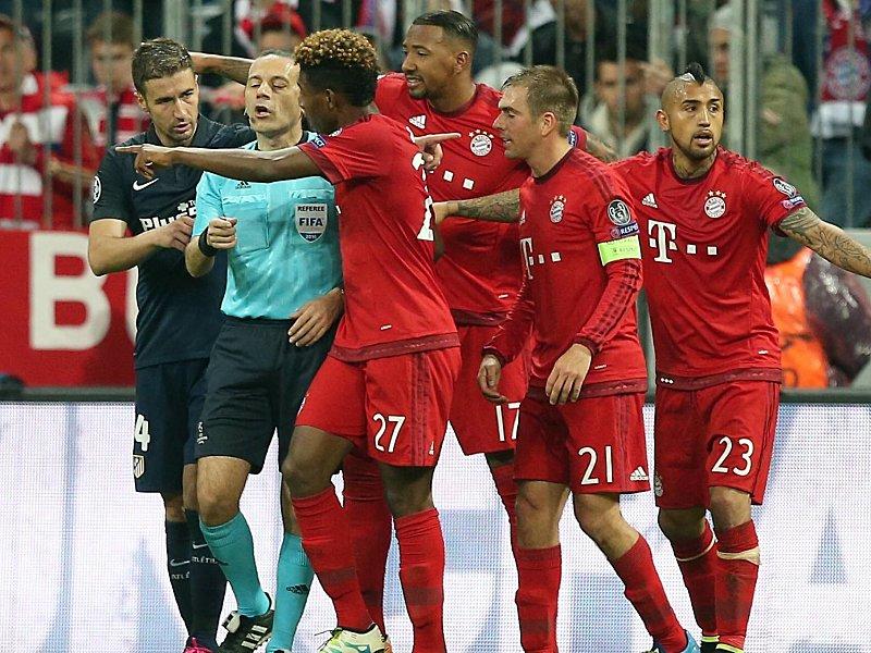 FCB-Schreck Cakir pfeift in Madrid