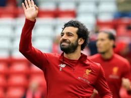 Liverpools Elfter: Salah schon wieder Fußballer des Jahres