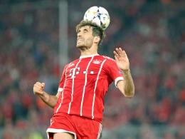 Sportliche Gründe: Heynckes opfert Martinez für Tolisso