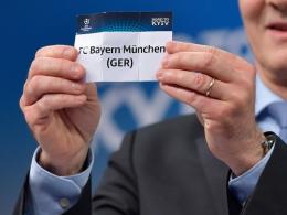 Champions-League-Töpfe: Wo das Bundesliga-Quartett landen wird