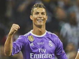 Cristiano Ronaldo: Auf der Jagd nach di Stefano und Co.