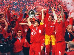 15 Jahre danach: CL-Finale wieder in Istanbul