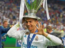 Ronaldo rätselhaft:
