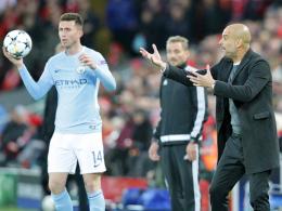 UEFA sperrt Guardiola für den Champions-League-Auftakt