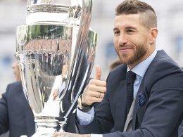 Sergio Ramos zieht Rüpel-Vorwürfe ins Lächerliche