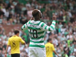 Celtic erneut ohne Probleme - APOEL scheitert