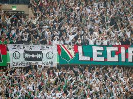 UEFA reagiert: Keine Legia-Fans in Dortmund