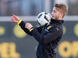 Reus peilt Comeback gegen Warschau an