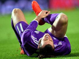 Schock für Real: Auch Bale fehlt gegen Barça und den BVB