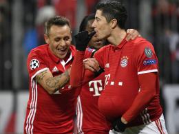 Bayerns Bilanz: Alles dreht sich um Lewandowski