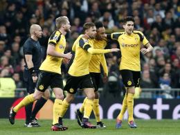 Dortmunds Bilanz: Mit Offensivwucht durch Europa