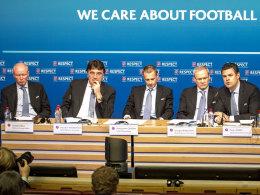 UEFA bestätigt neue Anstoßzeiten in der Champions League