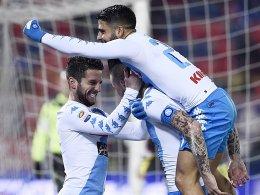 Hamsik statt Maradona: Napolis Vorfreude auf Real