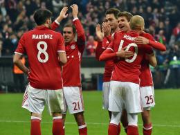 Bayerns Punktlandung -
