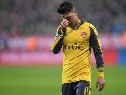 Arsenal 2017 - nicht mal mehr normal