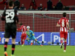 14 Tore! Leverkusens Lage aussichtslos - City dreht spät auf